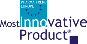 Award for most innovative produkt in the medical sector