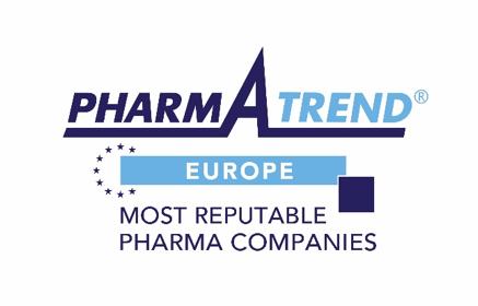 Pharma Ranking - Most reputable Pharma Companies 2018