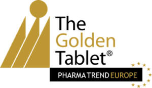 The Golden Tablet Award for the best pharmaceutical company