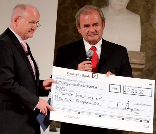 Ehrenpreis 2011