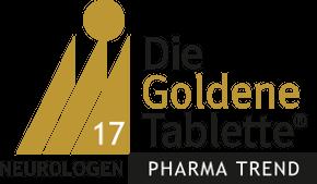 Biogen gewinnt die Goldene Tablette 2017 der Neurologen