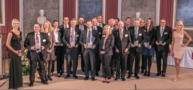 Pharma Trend Image & Innovation Award 2015 Award Winners.