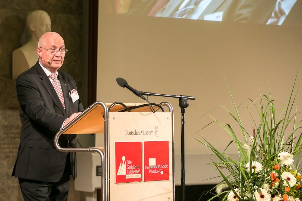 Pharma Trend 2015 Eröffnungsrede Dr. Dieter Jung