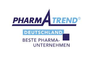 Pharma Trend Ranking der besten Pharma-Unternehmen in Deutschland.
