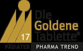 InfectoPharm gewinnt die Goldene Tablette 2017 der Pädiater
