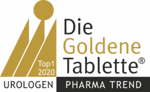 """Janssen-Cilag honored for innovation and sustainability with the """"Golden Tablet"""" award of the Urologists 2020"""