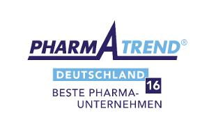 Pharma Trend Ranking der besten Pharma-Unternehmen 2016.