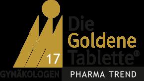 Jenapharm gewinnt die Goldene Tablette 2017 der Gynäkologen