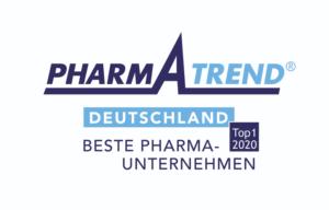 InfectoPharm steht auf Platz 1 im Pharma Trend Ranking 2020