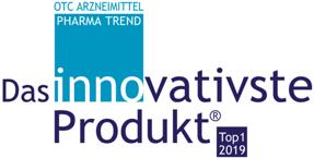 """Femannose® von den Apothekern zur Behandlung der Blasenentzündung mit dem Award """"Das innovativste Produkt"""" ausgezeichnet."""