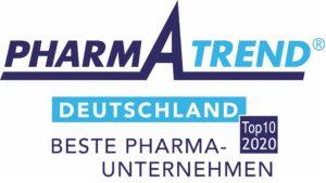 Bencard belegt Platz 8 im Pharma Trend Ranking 2020