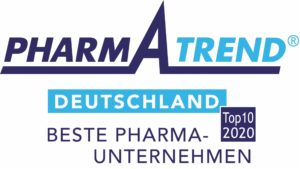 Grünethal belegt Platz 10 im Pharma Trend Ranking 2020